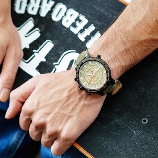 Timex 天美时 TW2T76500 多功能潮汐运动手表