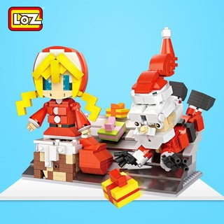 LOZ 俐智 1210 益智拼插拼装玩具