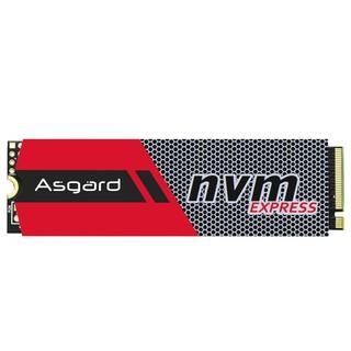 Asgard 阿斯加特 AN系列 M.2接口 SSD固态硬盘 512G