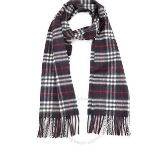 BURBERRY 博柏利 Vintage Icon 格纹羊绒围巾