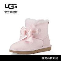 UGG 冬季 1098360 女士雪地靴 36 SLPN 海贝粉