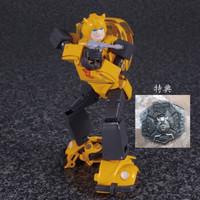 TAKARA TOMY 多美 MP45 mp-45 大黄蜂 g1甲壳虫2.0版ver.2 带特典 现货