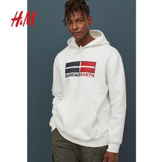 H&M 0699755 男士连帽卫衣