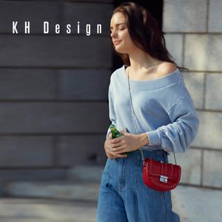 KH Design 明治 马鞍包复古小ck