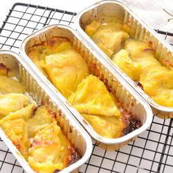 泰国冷冻无核烤榴莲肉 100g*4盒装 *4件 +凑单品