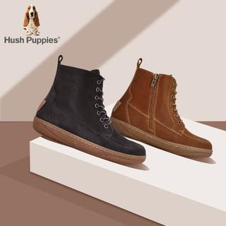 Hush Puppies 暇步士 B2I17DD9 女士平底短靴 37