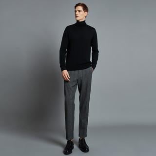 网易严选 男士高领羊毛衫