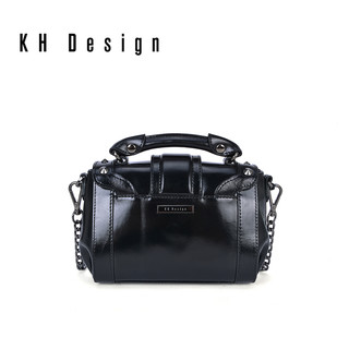KH Design 明治 2019新款时尚链条单肩包