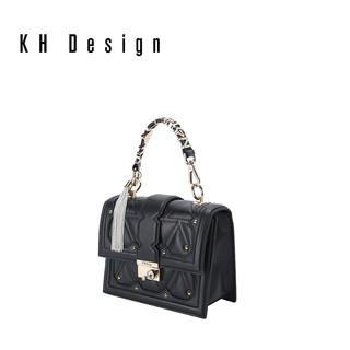 KH Design 明治 肩带延长带流苏饰品2019新款时尚
