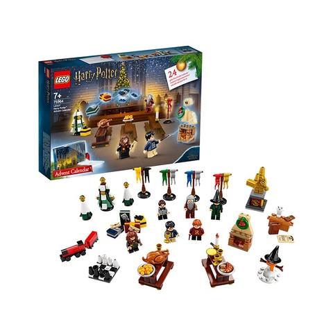 LEGO 乐高 哈利波特系列 75964 圣诞倒数日历