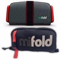 mifold 儿童便携式汽车安全座椅 适用于3-12岁  深灰色(不含税价)