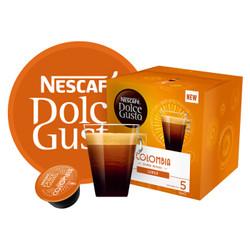 Nestlé 雀巢 Dolce Gusto 多趣酷思 美式浓黑咖啡胶囊 巡礼哥伦比亚限量款 12颗装 *2件 64.08元(双重优惠)_京东优惠_优惠购