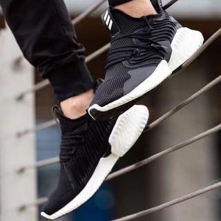 12日0点、双12预告 : adidas 阿迪达斯 D97281 alphabounce  男款跑步鞋