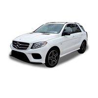 奔驰  2018款 GLE400 加版 新车整车汽车SUV平行进口车 白色