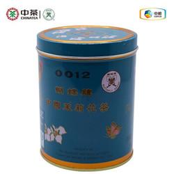 中粮中茶 蝴蝶牌 特级茉莉花茶200g