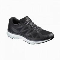 SALOMON 萨洛蒙 L40453400 女款黑色跑步鞋
