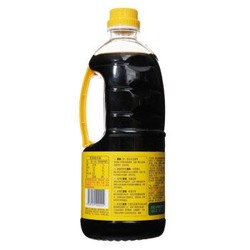 鲁花 调味品 自然鲜酱油1.98L 生抽酱油 非转基因 酿造工艺