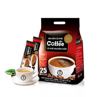 SAGOcoffee  西贡 进口原味咖啡 16g*25条