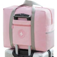 行李箱上的旅行包防水收纳袋手提棉被袋衣服整理打包袋待产包袋子