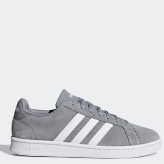 银联专享 : adidas 阿迪达斯 GRAND COURT 中性款休闲运动鞋 *3件