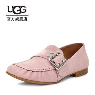 UGG2019秋季 1106761  女士单鞋皮鞋 36  PCRY | 水晶粉