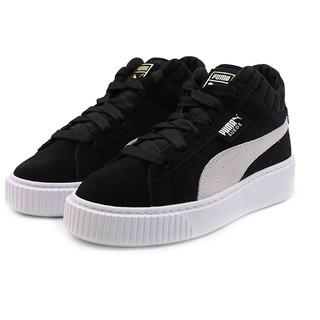 双12预售 : PUMA 彪马 Platform 36671701 女士厚底松糕鞋