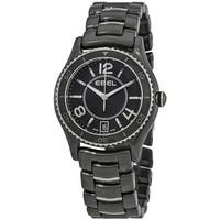 银联爆品日:Ebel 玉宝 X-1 系列 1216142 女士陶瓷时装腕表