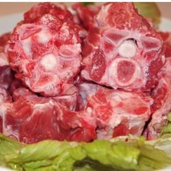 恒都 内蒙古乌兰浩特黑头羊 羔羊蝎子段 1kg