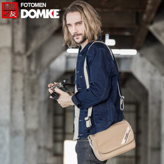 Domke 杜马克 F-5XB摄影包 卡其色帆布