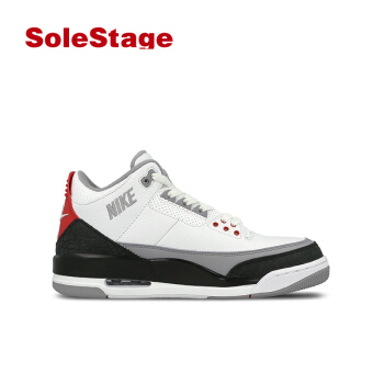 NIKE 耐克 Air Jordan 乔3 Tinker AJ3 篮球鞋 AQ3835-160 44.5