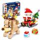 森宝积木 圣诞节拼装玩具麋鹿雪橇 *2件 58元包邮(需用券)