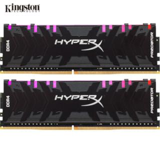 Kingston 金士顿 DDR4 3600 16GB(8G×2)套装 台式机内存