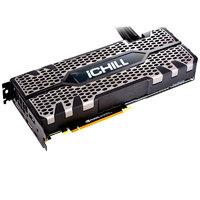 Inno 3D 映众 RTX 2080T 冰龙黑金水冷散热版图灵高性能独立显卡