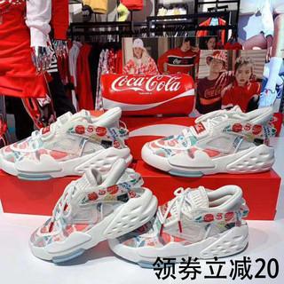 ANTA 安踏 可口可乐联名款 12948088 休闲鞋