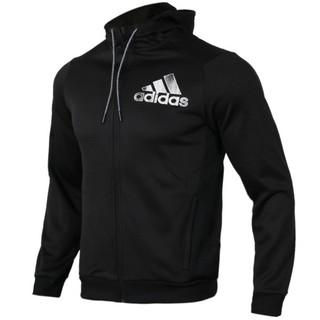 adidas 阿迪达斯 DL8702 男士针织运动夹克