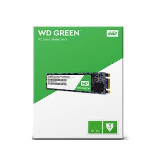 Western Digital 西部数据 绿盘 M.2 120G/240G/480G 笔记本 台式 SSD固态硬盘