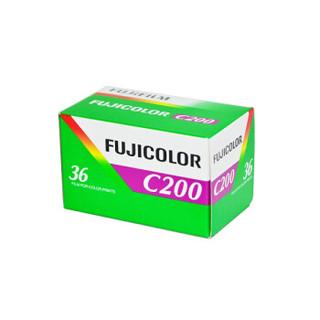 FUJIFILM 富士 C200胶卷 135彩色胶卷相机 傻瓜机胶片