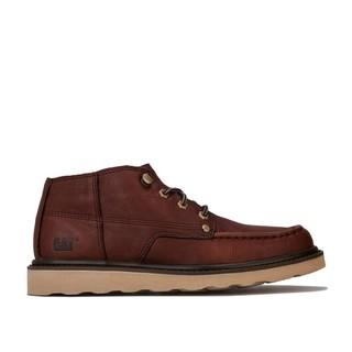 Caterpillar Larsen Mid Leather 男士短靴