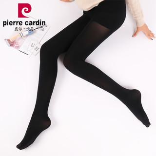 pierre cardin 皮尔·卡丹 高腰打底裤黑色连裤袜