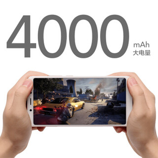 Redmi 红米 note5 智能手机 (4GB、64GB、全网通4G、 玫瑰金)