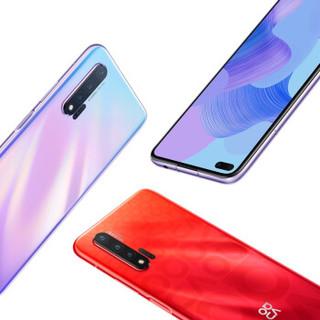 HUAWEI 华为 nova 6 5G 智能手机 (8GB、128GB、5G、蜜语红)