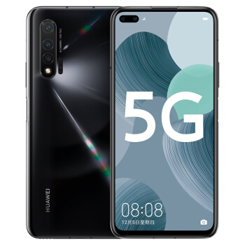 HUAWEI/华为nova6 5G/4G全网通麒麟990芯片广角双摄官方旗舰店