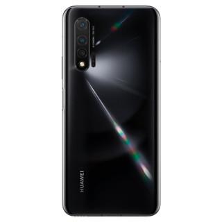 HUAWEI 华为 nova 6 5G 智能手机 (8GB、256GB、5G、亮黑色)