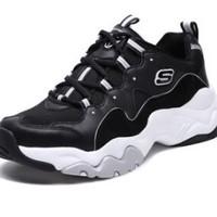 Skechers 斯凯奇 12955 男/女款D'lites熊猫鞋