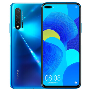HUAWEI 华为 nova 6 智能手机 (8GB、128GB、全网通、苏音蓝)