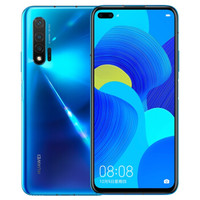 HUAWEI 华为 nova 6 智能手机 8GB+128GB 全网通4G 苏音蓝