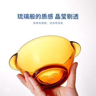 DURALEX 多莱斯 家用碗碟套装6人套餐具套装玻璃碗