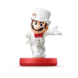 新品发售 : Nintendo 任天堂 马力欧 婚礼造型 amiibo