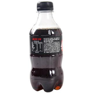 Coca-Cola 可口可乐 零度无糖可口可乐 300ml*12瓶 (300ml)