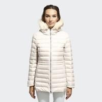 adidas 阿迪达斯 CE2357 三叶草 女装冬季羽绒服
